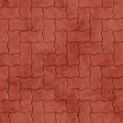 Волна кирпичный цвет