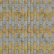 Кирпич шагрень серый и горчичный цвет