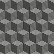 Ромб три оттенка серого цвета