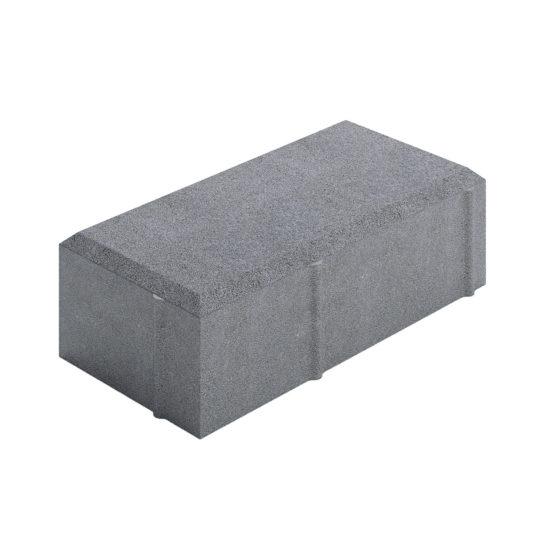 Тротуарная плитка «Брусчатка» 200х100х60 мм.