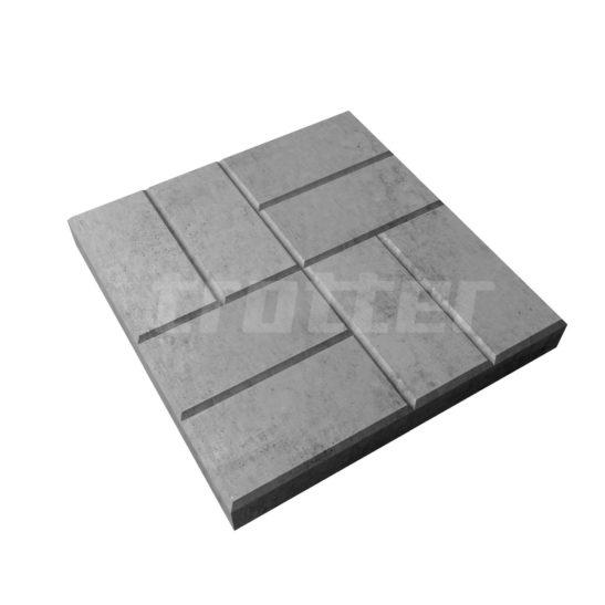 Тротуарная плитка Восемь кирпичей