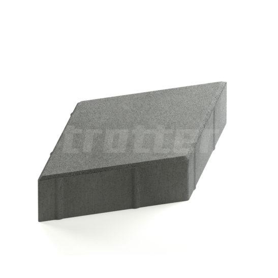 тротуарная плитка ромб 200x200x60