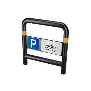 Металлическая конструкция для велосипедной парковки