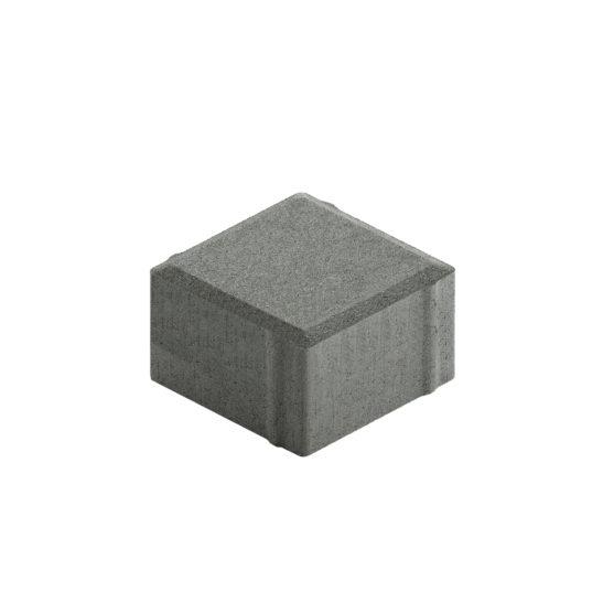 Тротуарная плитка «брусчатка» 100x100x60 мм.