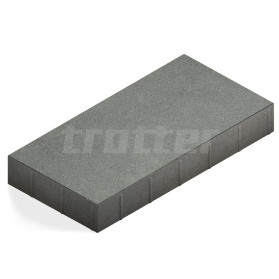 тротуарная плита 600x300x80