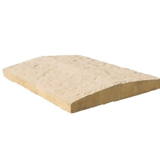 крышка для забора песочная