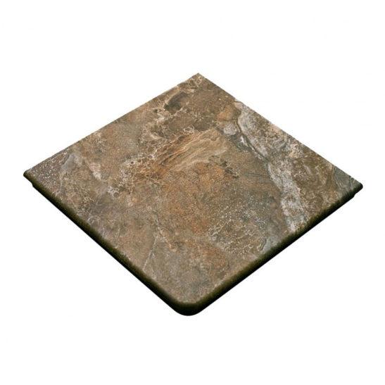 Угловая ступень Terra Ceramica Mayor Sea Rock